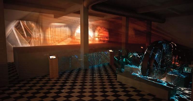Inversión del Ministerio de Turismo en la Sala de Máquinas del Ex frigorífico Anglo, prevista en el Plan de Interpretación del sitio Patrimonio Mundial